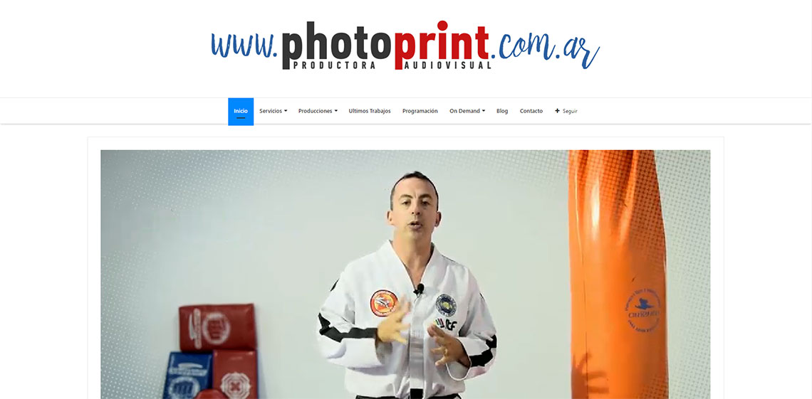 PhotoPrint Productora - La Pampa